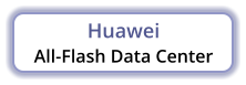 Huawei All-Flash Data Center